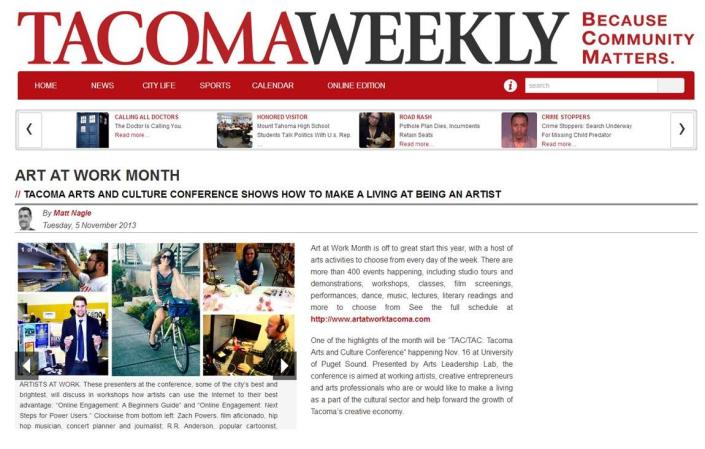 Tacoma Weekly